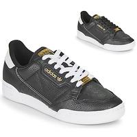 Čevlji  Ženske Nizke superge adidas Originals CONTINENTAL 80 Črna