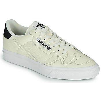 Čevlji  Nizke superge adidas Originals CONTINENTAL VULC Bež