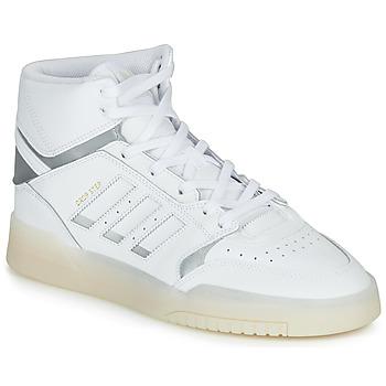 Čevlji  Moški Visoke superge adidas Originals DROP STEP Bela