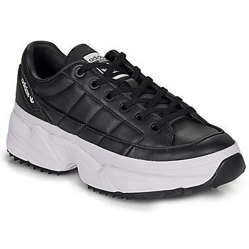 Čevlji  Ženske Nizke superge adidas Originals KIELLOR W Črna