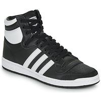 Čevlji  Visoke superge adidas Originals TOP TEN HI Črna
