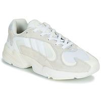 Čevlji  Moški Nizke superge adidas Originals YUNG 1 Bela