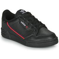 Čevlji  Otroci Nizke superge adidas Originals CONTINENTAL 80 C Črna