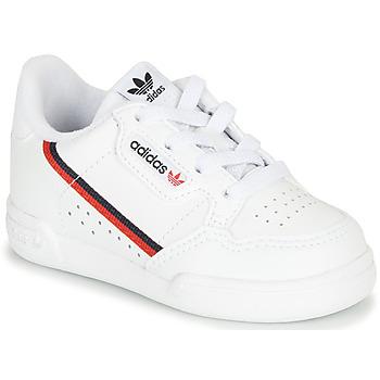 Čevlji  Otroci Nizke superge adidas Originals CONTINENTAL 80 I Bela