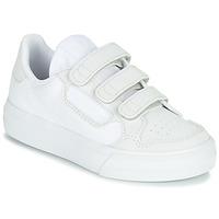 Čevlji  Otroci Nizke superge adidas Originals CONTINENTAL VULC CF C Bela / Bež