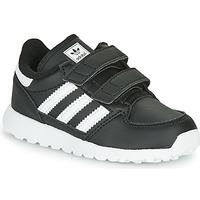 Čevlji  Otroci Nizke superge adidas Originals FOREST GROVE CF I Črna