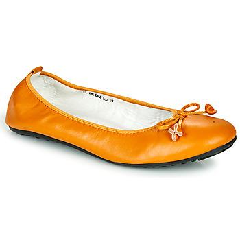 Čevlji  Ženske Balerinke Mac Douglas ELIANE Oker