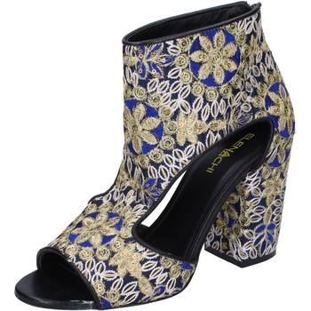 Čevlji  Ženske Gležnjarji Elena Iachi Gležnarji BP21 Črna