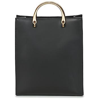 Torbice Ženske Ročne torbice Hexagona  Črna