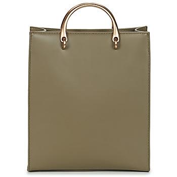 Torbice Ženske Ročne torbice Hexagona  Zelena