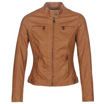 Oblačila Ženske Usnjene jakne & Sintetične jakne Moony Mood DUIR Kamel