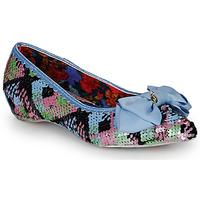Čevlji  Ženske Balerinke Irregular Choice MINT SLICE Rožnata / Modra