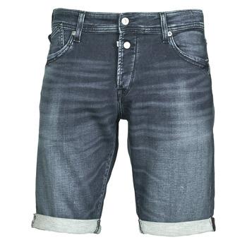 Oblačila Moški Kratke hlače & Bermuda Le Temps des Cerises JOGG Modra
