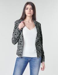 Oblačila Ženske Jakne & Blazerji Le Temps des Cerises OPAL Črna