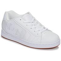 Čevlji  Moški Nizke superge DC Shoes NET Bela
