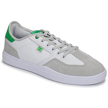 Čevlji  Moški Nizke superge DC Shoes VESTREY Bela / Zelena