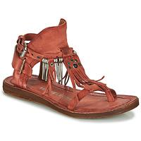 Čevlji  Ženske Sandali & Odprti čevlji Airstep / A.S.98 RAMOS Rdeča