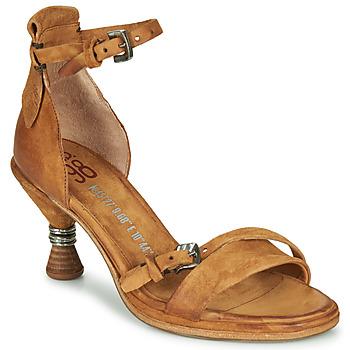 Čevlji  Ženske Sandali & Odprti čevlji Airstep / A.S.98 SOUND Kamel