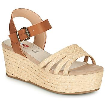Čevlji  Ženske Sandali & Odprti čevlji MTNG GARISSON Bež