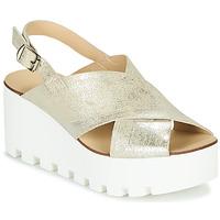 Čevlji  Ženske Sandali & Odprti čevlji Sweet Lemon SUAX Pozlačena