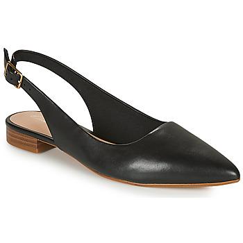 Čevlji  Ženske Sandali & Odprti čevlji Clarks LAINA15 SLING Črna