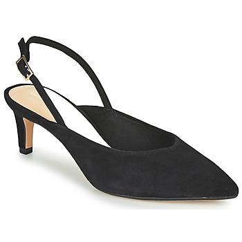Čevlji  Ženske Salonarji Clarks LAINA55 SLING Črna