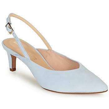 Čevlji  Ženske Salonarji Clarks LAINA55 SLING Modra