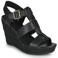 Čevlji  Ženske Sandali & Odprti čevlji Clarks MARITSA95 GLAD Črna