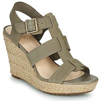Čevlji  Ženske Sandali & Odprti čevlji Clarks MARITSA95 GLAD Kaki