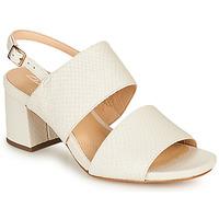 Čevlji  Ženske Sandali & Odprti čevlji Clarks SHEER55 SLING Bela