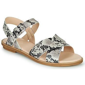 Čevlji  Ženske Sandali & Odprti čevlji Clarks WILLOW GILD Piton