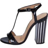 Čevlji  Ženske Sandali & Odprti čevlji Marc Ellis sandali vernice Nero