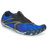 Čevlji  Moški Tek & Trail Vibram Fivefingers V-RUN Črna / Modra
