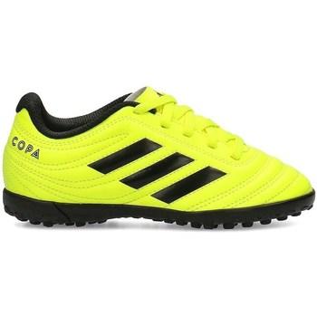 Čevlji  Otroci Nogomet adidas Originals Copa 194 Junior Rumena, Svetlo zelena