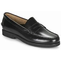 Čevlji  Moški Mokasini Sebago DAN POLARIS Črna