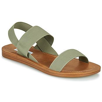 Čevlji  Ženske Sandali & Odprti čevlji Steve Madden ROMA Kaki