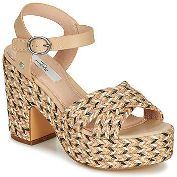 Čevlji  Ženske Sandali & Odprti čevlji Pepe jeans BLEAN Bež