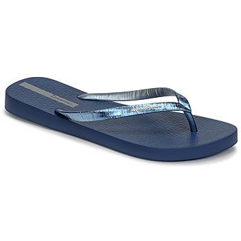 Čevlji  Ženske Japonke Ipanema GLAM II Modra