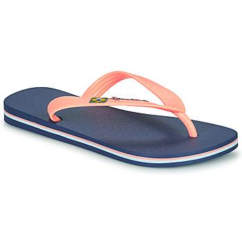 Čevlji  Deklice Japonke Ipanema CLAS BRASIL II Modra / Oranžna
