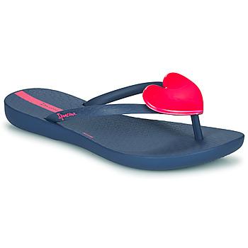 Čevlji  Deklice Japonke Ipanema MAXI FASHION Modra / Rožnata