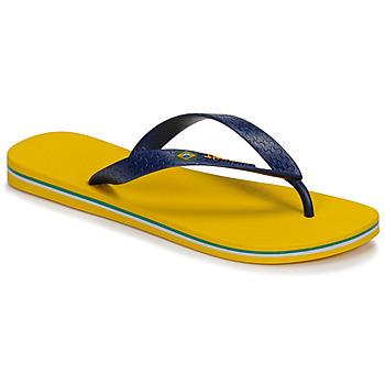 Čevlji  Moški Japonke Ipanema CLAS BRASIL II Rumena / Modra
