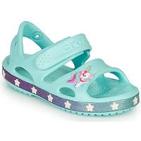 Čevlji  Deklice Sandali & Odprti čevlji Crocs FUNLAB UNICORN SANDAL Modrá