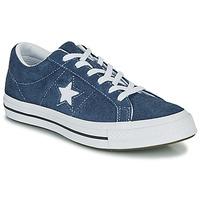 Čevlji  Nizke superge Converse ONE STAR OG Modra