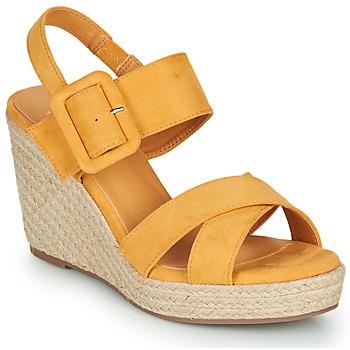 Čevlji  Ženske Sandali & Odprti čevlji Xti TED Rumena