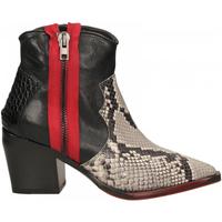 Čevlji  Ženske Gležnjarji Laura Bellariva PITONE roccia