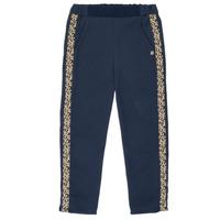 Oblačila Deklice Lahkotne hlače & Harem hlače Ikks NATHAN Modra