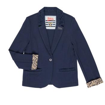 Oblačila Deklice Jakne & Blazerji Ikks NIKO Modra