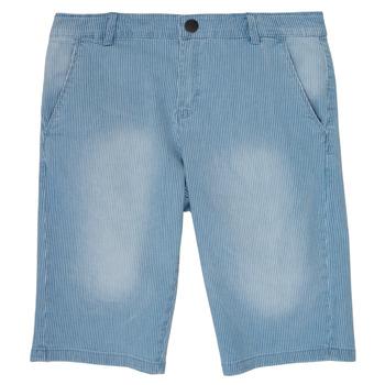 Oblačila Dečki Kratke hlače & Bermuda Ikks NOCTALIE Modra