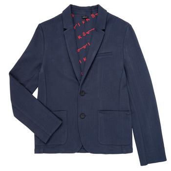 Oblačila Dečki Jakne & Blazerji Ikks NARIA Modra