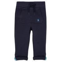 Oblačila Dečki Spodnji deli trenirke  Ikks LIVALI Modra